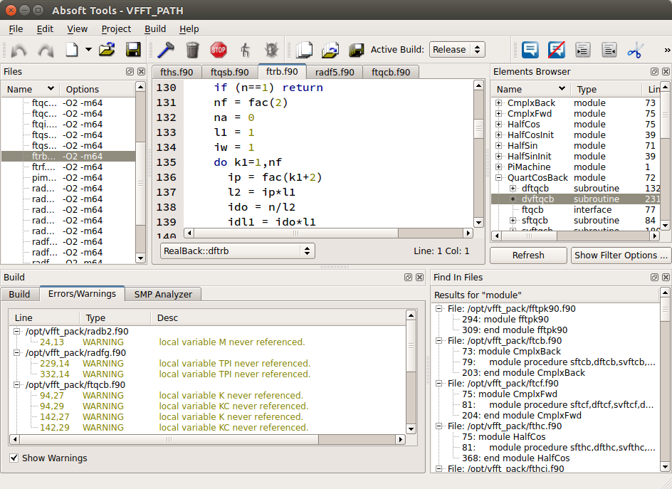 Absofttools fortran ide absoft Popular c compilers